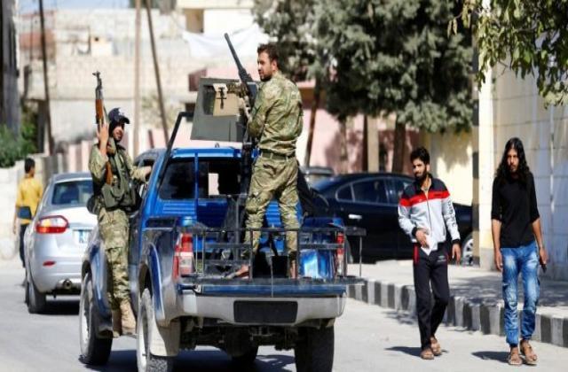 إدانة واستنكار واسع بعد اساءة عناصر من فرقة السلطان مراد إلى أهالي الغوطة الشرقية