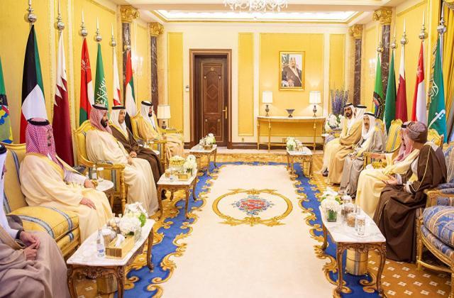 """البيان الختامي للقمة الخليجية في السعودية يكشف عن """"الهدف الأعلى"""" لدول مجلس التعاون"""