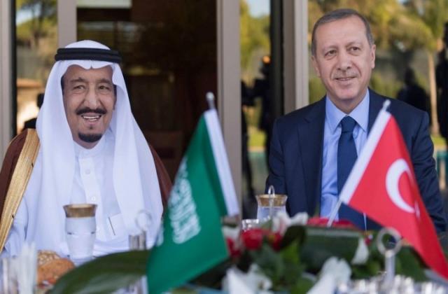وزير الخارجية التركي يكشف ماذا تريد بلاده من السعودية