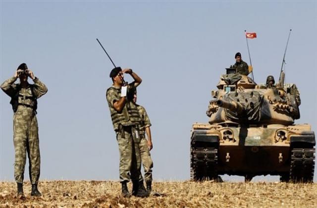 """ميليشيات """"الوحدات"""" تشنّ هجومًا على القوات التركية في تل رفعت"""