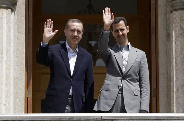 """تصريحات صادمة من الحزب التركي الحاكم عن العلاقات مع """"نظام الأسد"""""""