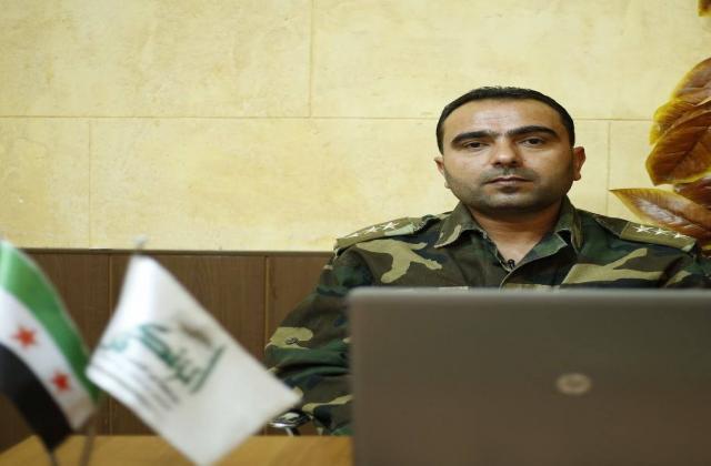 """قيادي بـ""""الزنكي"""" يتحدث عن معركة إدلب المرتقبة.. ويوضح تفاصيل مهمة"""