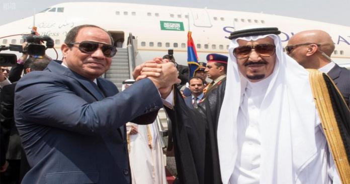 """بعد استقباله ممثل دولة تعادي تركيا.. رسالة عاجلة من """"الملك سلمان"""" إلى """"السيسي"""""""