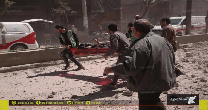 157 شخصا حصيلة الضحايا المدنيين يوم أمس الثلاثاء