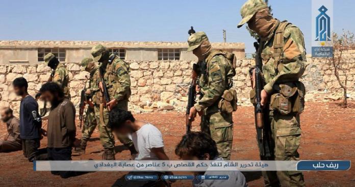 """قرار حاسم من """"هيئة تحرير الشام"""" بحق عناصر """"تنظيم الدولة"""" المعتقلين لديها"""