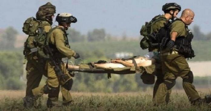 إصابة 14 جنديًا إسرائيليًا داخل قاعدة عسكرية لجيش الاحتلال