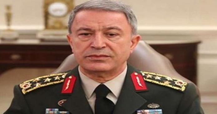 """تصريحات عاجلة لوزير الدفاع التركي حول عملية """"نبع السلام"""" بعد تحركات النظام العسكرية"""