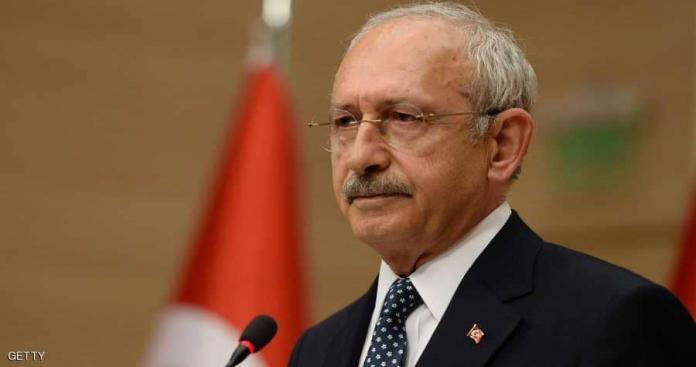قيادي في الجيش الوطني يهاجم زعيم المعارضة التركية بسبب الأسد