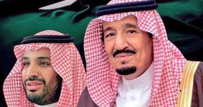 الملك سلمان يفاجئ ولي عهده بسؤال غير متوقع.. وهكذ رد الأخير (فيديو)