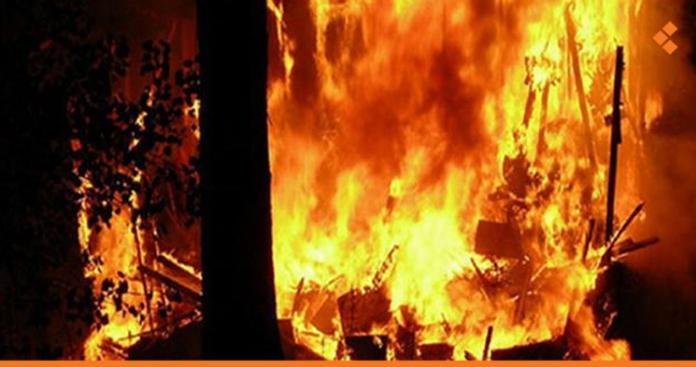 حرائق ضخمة في دمشق وريفها.. والنظام يتنصل من مسؤوليته
