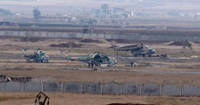 بعد تعزيزات النظام بمحيط إدلب.. قرار روسي بشأن مطار أبو الظهور العسكري