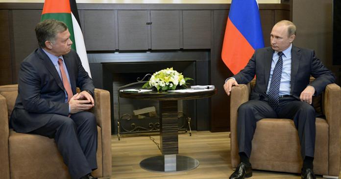 """روسيا تمارس ضغوطًا على الأردن لصالح """"نظام الأسد"""""""