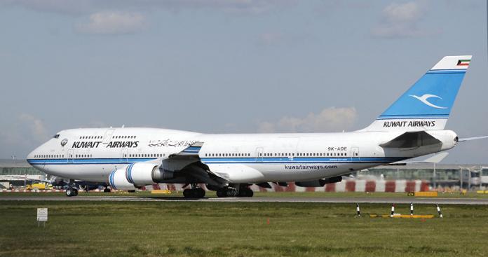 الخطوط الجوية الكويتية تكشف حقيقة إلغاء رحلاتها