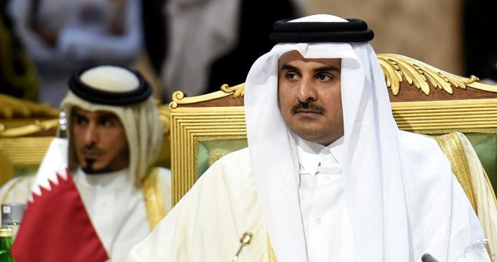 أمير قطر يدشن أهم مشروع في منطقة الشرق الأوسط