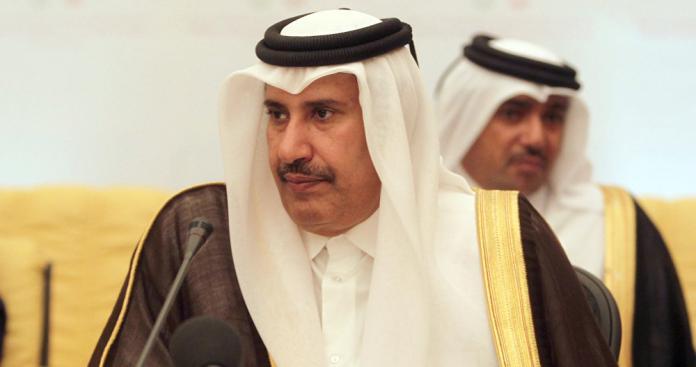 رئيس الوزراء القطري السابق يكشف حقيقة التصعيد الأمريكي ضد إيران
