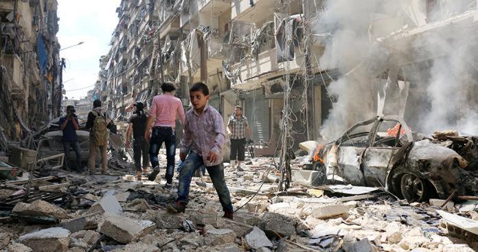 دراسة ألمانية تكشف فبركة وسائل الإعلام لأخبار الحرب في سوريا