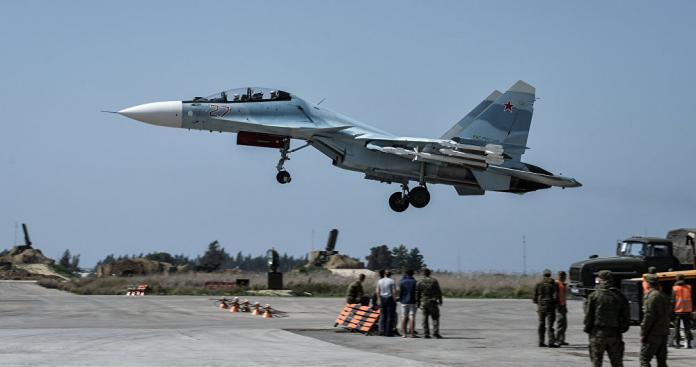مسؤول روسي: لن نسحب قواتنا الجوية من سوريا إلا بعد تحقيق هذا الأمر