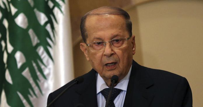 """مصادر تكشف ما فعله """"عون"""" في جلسة مجلس الوزراء بخصوص """"نظام الأسد"""""""