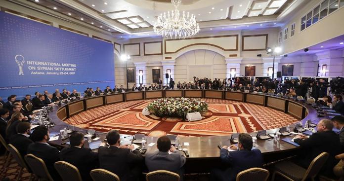 أمريكا تحدد موقفها من المشاركة في الجولة المقبلة من محادثات أستانا