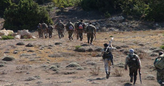 مزاعم روسية تمهد لعمل عسكري في جنوب سوريا
