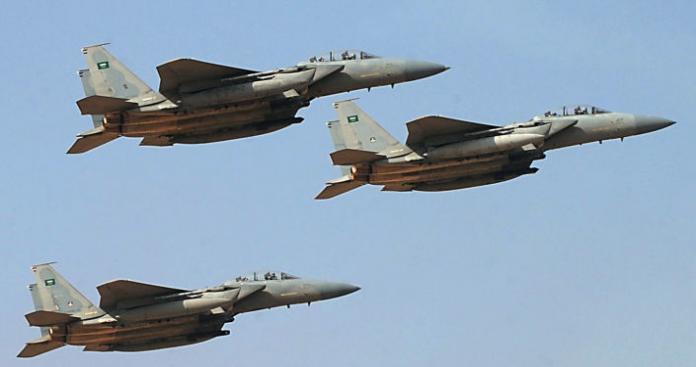 صحيفة بريطانية: السعودية تستعد لتوجيه ضربات جوية ضد حزب الله