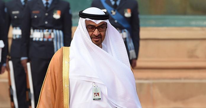 """بالصور.. """"محمد بن زايد"""" يثير غضب رئيس دولة إسلامية بهذه الخطوة المستفزة"""