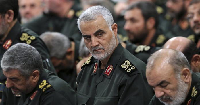 """الكشف عن اجتماع """"سري"""" لإيران في تلك الدولة العربية للإعداد للحرب"""