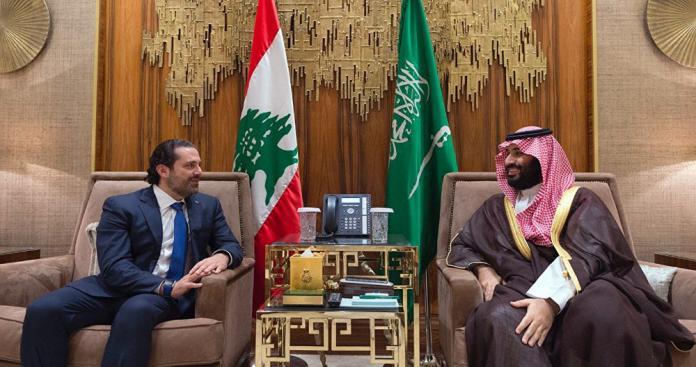 """بماذا علق """"الحريري"""" على مقال الإساءة لولي العهد السعودي؟"""