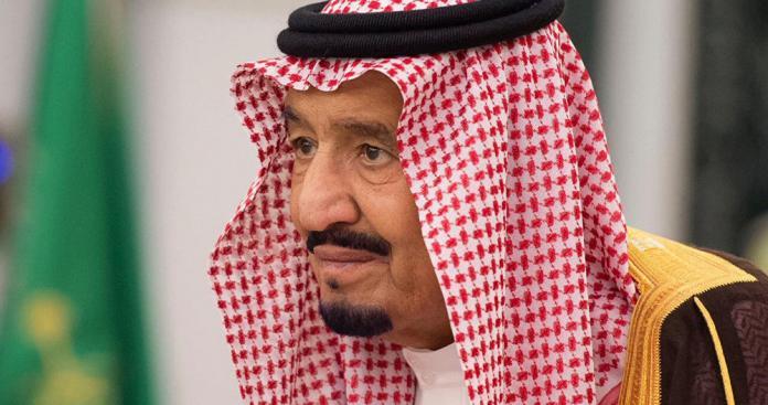 حادثة خطيرة لأول مرة في تاريخ السعودية..وضابط جيش يوجه رسالة عاجلة إلى الملك سلمان