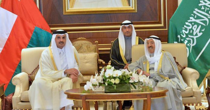 رد كويتي رسمي على المبادرة القطرية
