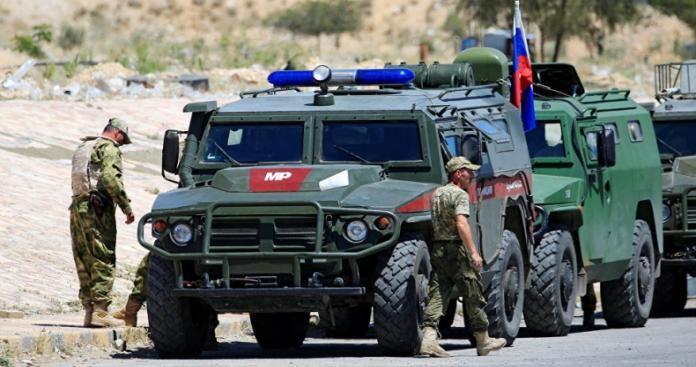 القوات الروسية توجه صفعة قوية لمخابرات الأسد في درعا