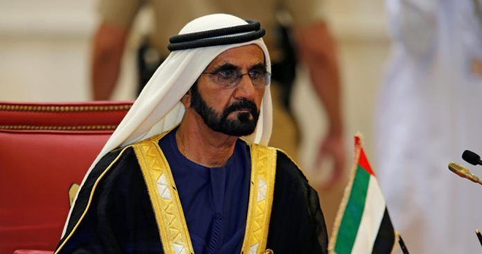 """حاكم دبي يكشف عن """"انقلاب عسكري"""" بالإمارات"""