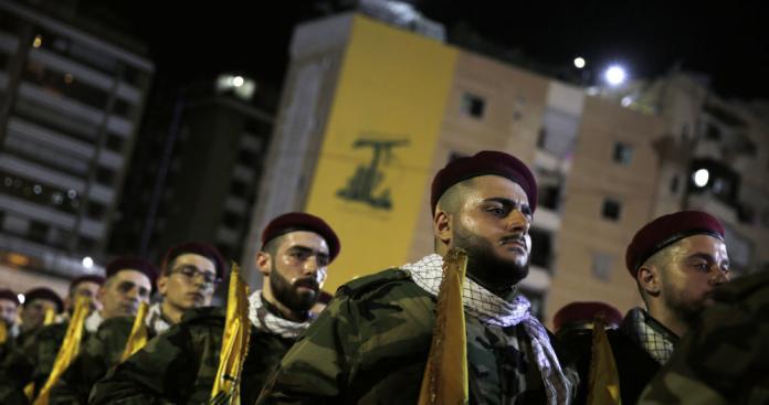 """دولة أجنبية تصنف """"حزب الله"""" منظمة إرهابية وتأمر بتجميد أصوله..تعرف عليها!"""