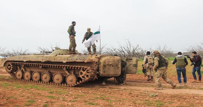 """""""تحرير الشام"""" تكشف عن خسائر النظام الفادحة في معارك شرق السكة.. وعدد قتلاها"""