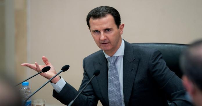 قبلات لزوجة بشار الأسد خارج إطار الدبلوماسية..ونشطاء: عنوان الدياثة