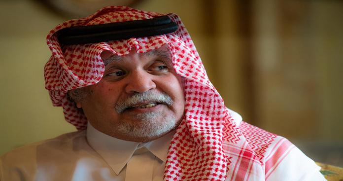 الأمير بندر بن سلطان: السعودية دعمت بشار الأسد بـ200 مليون دولار نقدًا مع بداية الثورة السورية