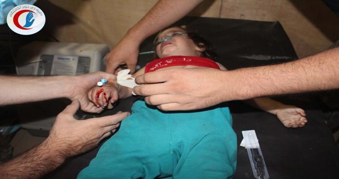 اشتباكات واسعة على جبهات جوبر ..والأسد يقصف مجدداً بالغازات السامة