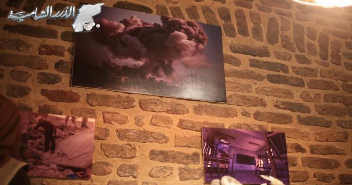 """""""وجوه من حرب"""" معرض لمصوران سوريان في اسطنبول"""