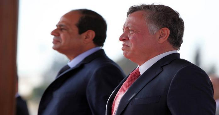 ما الذي تريده مصر من الأردن؟