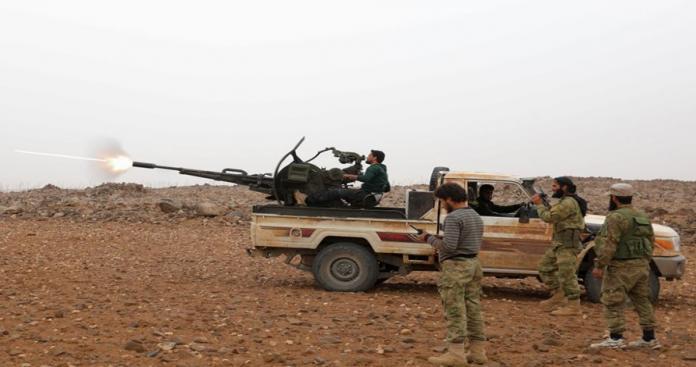 جبهات حماة تشتعل وخسائر فادحة في صفوف قوات النظام