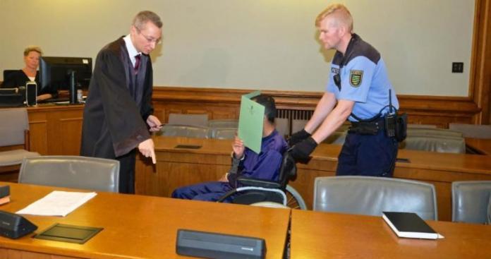 محكمة ألمانية تدين لاجئ سوري في قتله لزوجته أمام طفليه