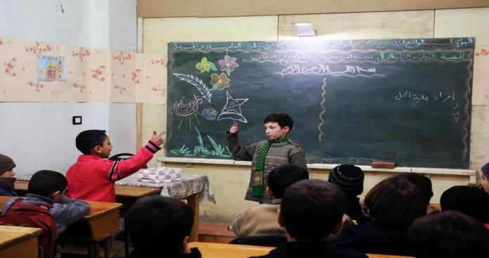 جريمة بشعة بضواحي دمشق.. طالب يقتل زميلته في المدرسة