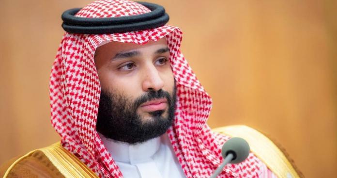"""شاهد.. ردة فعل """"غير متوقعة"""" من محمد بن سلمان على تصرف مباغت من أحد أفراد أسرة """"الفغم"""""""