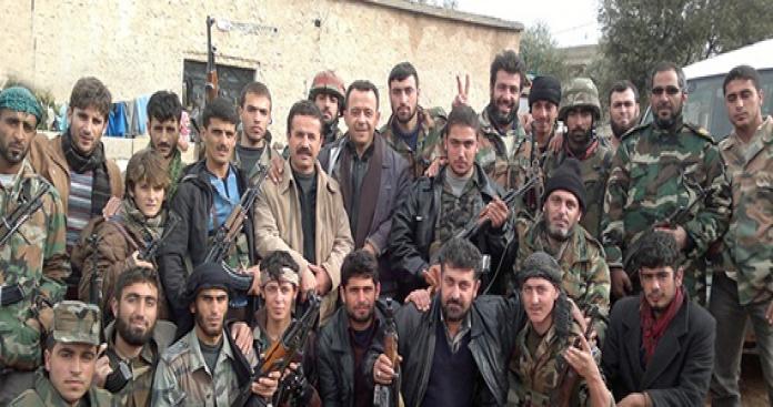 """البيان التأسيسي لـ""""جبهة تحرير سوريا""""."""