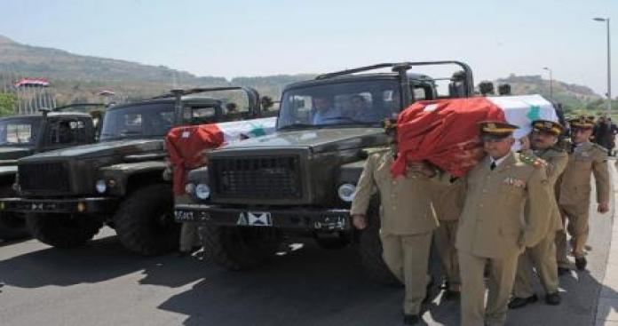 41 قتيلا للنظام من أبناء طرطوس خلال اسبوع