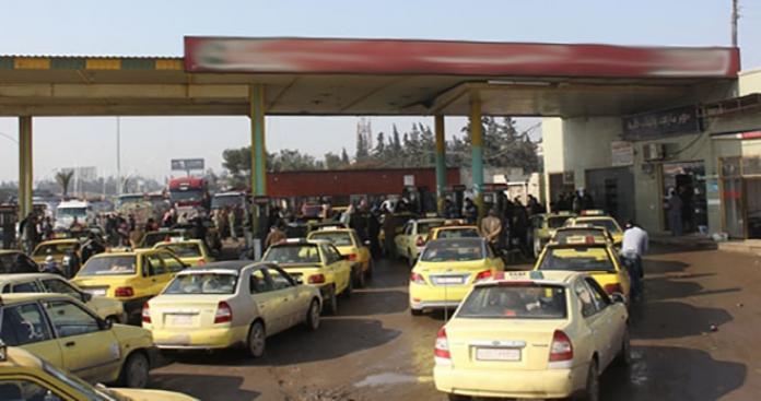 بسبب البنزين... مشادة كلامية وتشابك بالأيدي بين شبيحة الأسد في دمشق