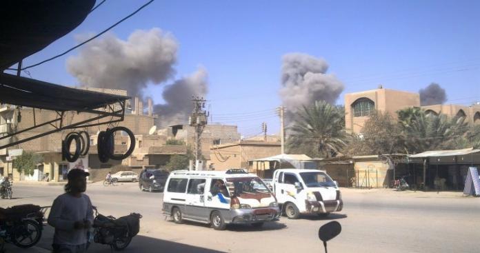 تنظيم الدولة يرتكب مجزرة بحق المدنيين بدير الزور
