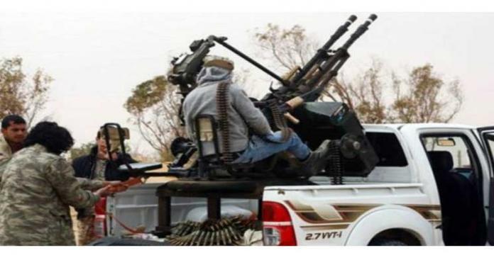 """تنظيم الدولة يشن هجوما على منطقة """"الرهجان"""" المحررة وناشطون: النظام استعان بالتنظيم لوقف معارك حماة"""
