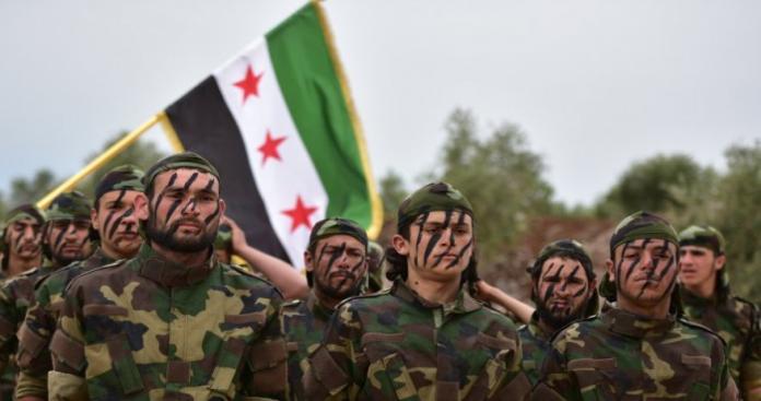 الحكومة السورية المؤقتة تدعو إلى تشكيل جيش وطني موحد