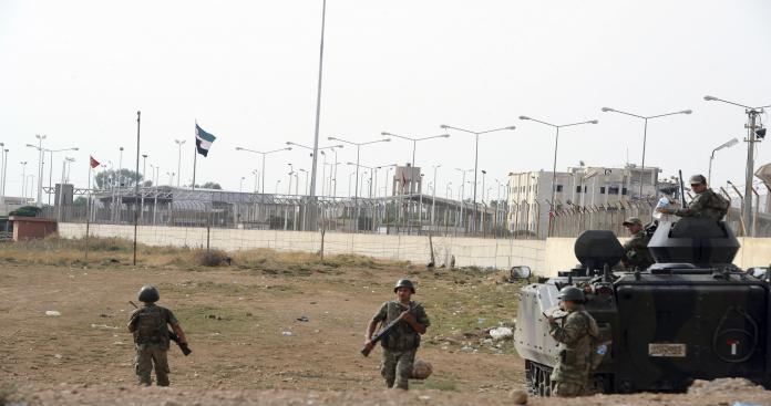 حرس الحدود التركي يطلق النار على أرملة سورية و أطفالها الأيتام ويسقط ضحايا (صور)